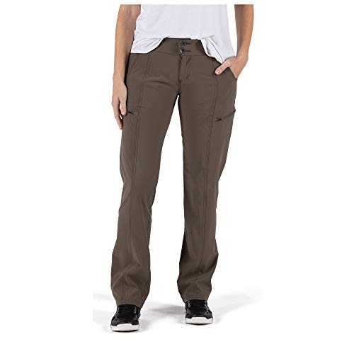5.11 Tactical Women's Mesa Pants, Contoured Waistband, Long and Regular, Style 64417
