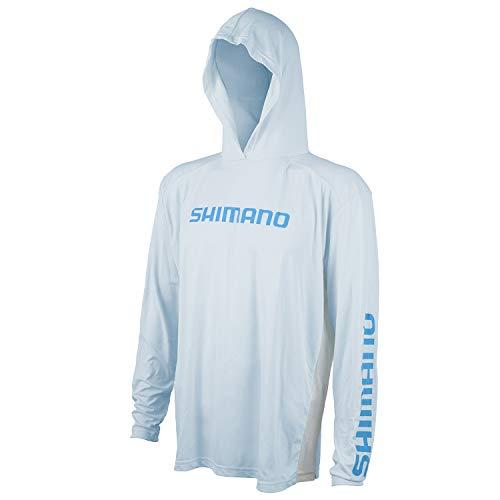 SHIMANO Long Sleeve Hooded Tech ...