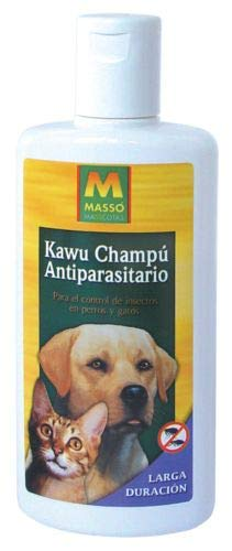 MASSO Champu Antiparasitos 250ml. 231355