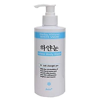 Nella Body Wash Korean Skin Care 400 ml
