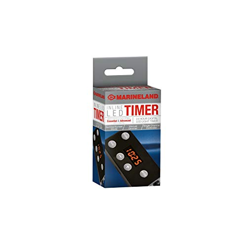 MarineLand in-Line Aquarium LED Timer