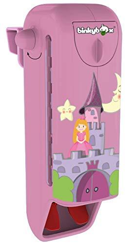 binkybox - der Schnullerspender (Prinzessin Mondschein)