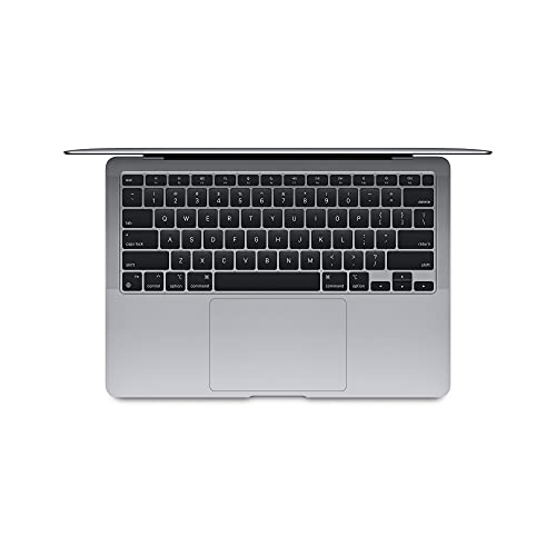 2020 Apple MacBook Air mit Apple M1 Chip (13, 8GB RAM, 512GB SSD) - Space Grau