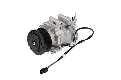 Replacement AC Compressor - Compatible with Honda Civic 2006-2011 1.8L - Replaces 38810RRBA01, 38800-RNA-A010-M, 38800-RNB-A02, 38800RNAA010M2, 38800RNAA01-06, 07, 08, 09, 10, 11
