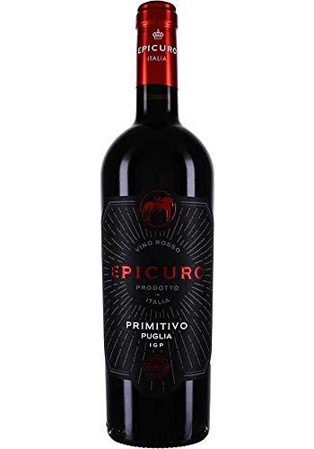 2018er Epicuro Primitivo IGP