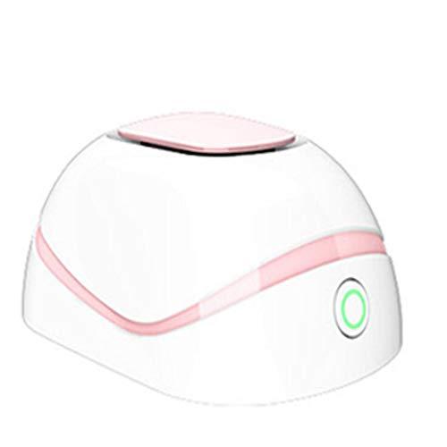 Elektrische ozongenerator luchtreiniger, draagbare sterilisator, Air Purifier Rechargeable, bacteriën en geur remover voor thuis, kantoor, Huisdieren,Pink