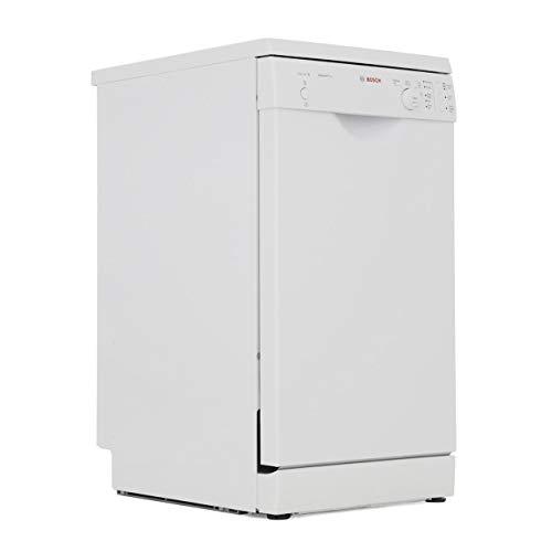 Bosch SPS24CW00G Serie 2 Slimline 9 Place Freestanding Dishwasher - White