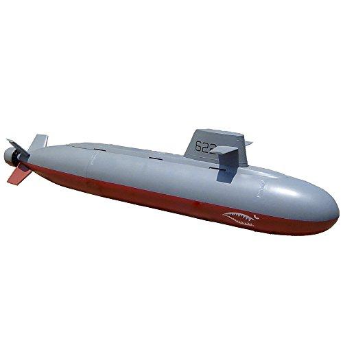 ARKMODEL 1 72 Dragon Shark I Kit di sottomarini radiocomandati in plastica radiocomandata per barca e nave di alta qualità [C7606K]
