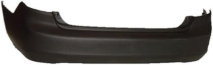 2004 honda accord rear bumper replacement