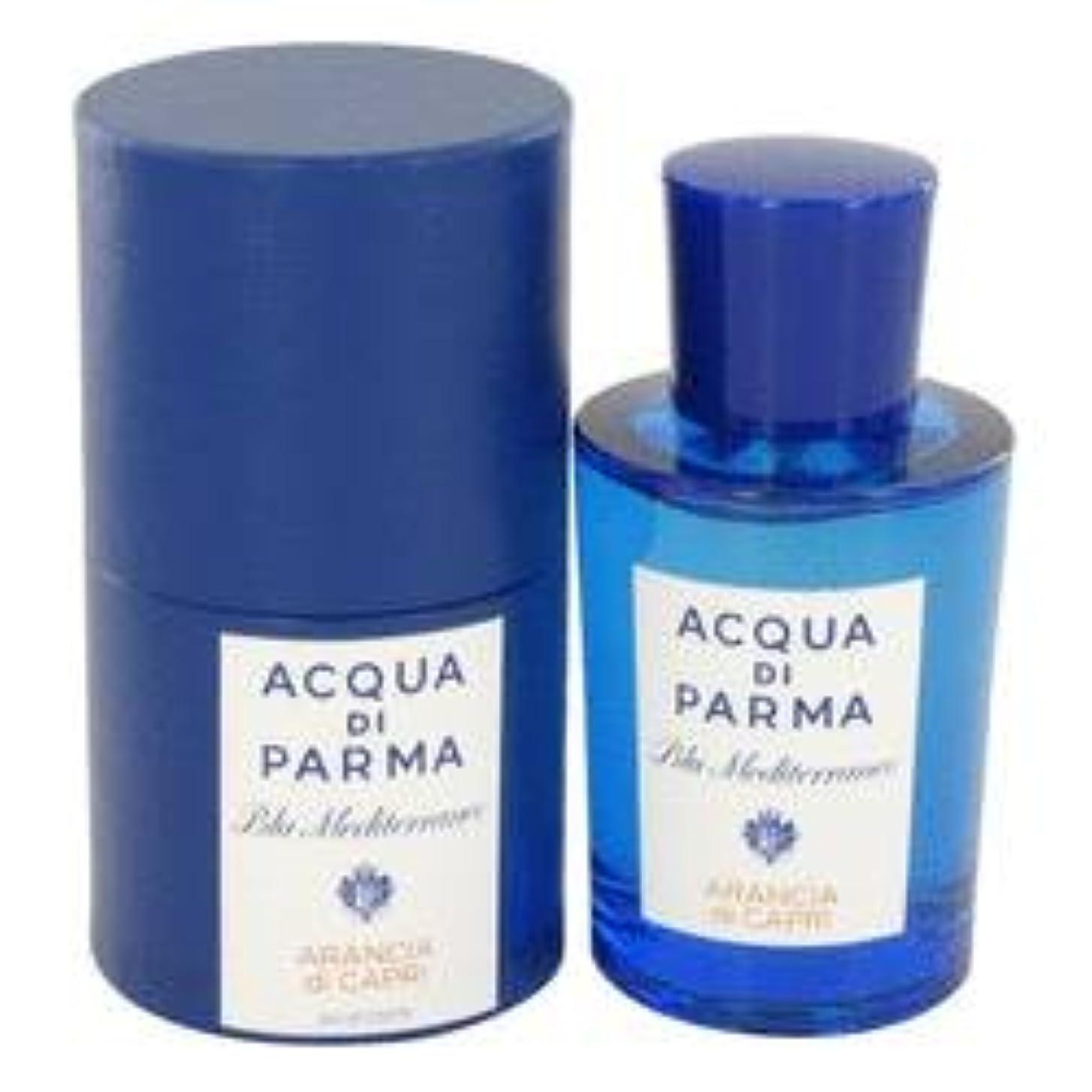 罪熱望すると遊ぶBlu Mediterraneo Arancia Di Capri Eau De Toilette Spray By Acqua Di Parma