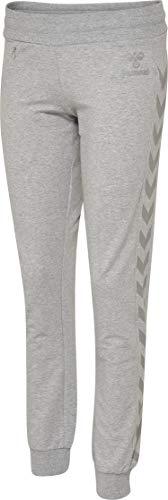 Hummel Damen Pants CLASSIC BEE S TECH grey melange, XL