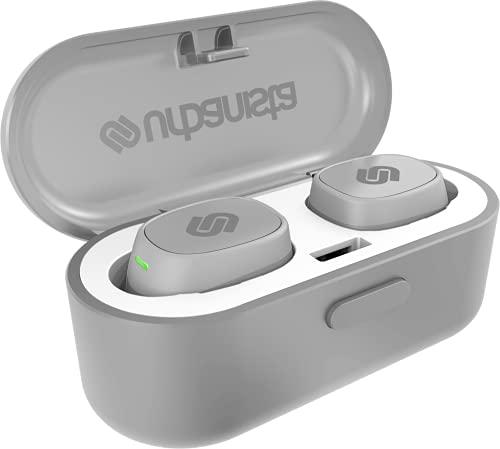 urbanista Tokyo ワイヤレス イヤホン Bluetooth5.0 ハンズフリー通話 IPX4規格耐水性 マイク内蔵 (白)