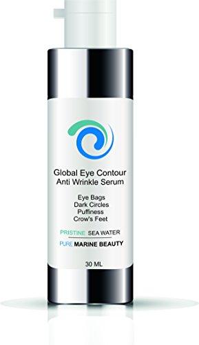 Suero Contorno de Ojos con Ácido Hialuronico, Argireline y Vitamina C ● airless 30 ml
