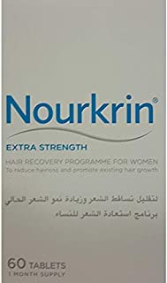 Nourkrin Extra Strength Woman 60 Tablets