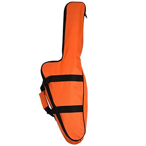 Kaxofang Motosierra Motosierra Carry Bag Case Caja Protectora Holdall para Sierra de 12 Pulgadas / 14 Pulgadas / 16 Pulgadas