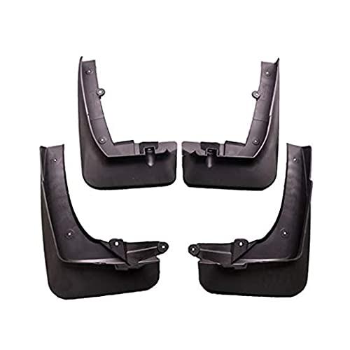 Faldillas Antibarro Compatible con BMW X5 M-Sport 2014-2020, Guardabarros para Coche, Guardabarros de Goma Delantero Y Trasero, Guardabarros de Rueda de Coche Duradero
