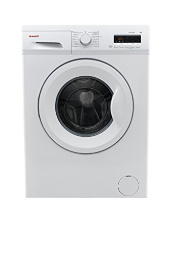 Sharp ES-FB7143WA3-DE Waschmaschine / A+++ / 1400 UpM / 7kg / Schnellwaschgang