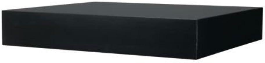 IKEA Estantería de Pared de Color Negro.: Amazon.es: Hogar