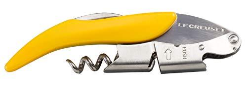 Le Creuset, Kellnermesser, Entfernung von Weinkorken, Gelb, WT130