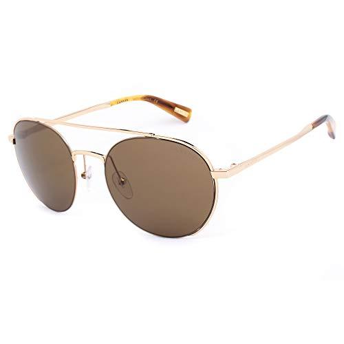 Unbekannt Lanvin Unisex-Erwachsene SLN113-0300 Sonnenbrille, Gold, Tamaño: 54/19/145