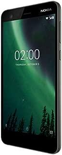 Nokia 2-8GB, 1GB RAM, 4G LTE, Pewter/Black