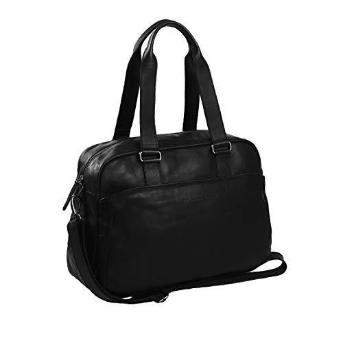 The Chesterfield Brand Adelaide Schultertasche Leder 43 cm Laptopfach