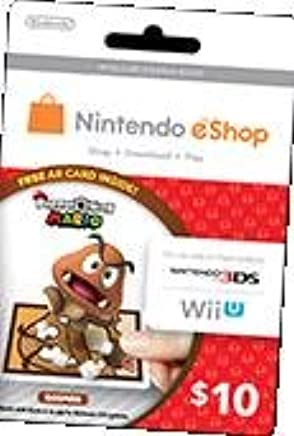 Amazoncom Photos With Mario Ar Card Goomba Version Includes 10