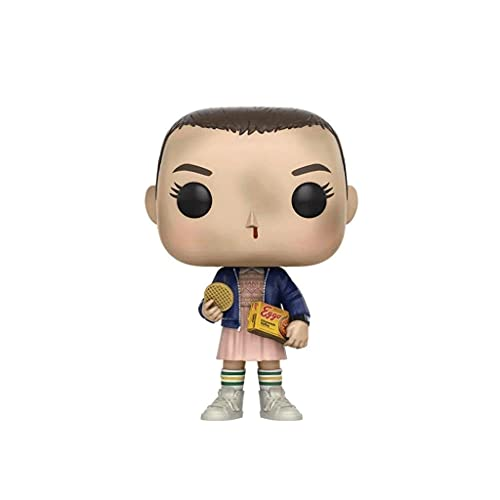 MCC Studio Funko Pop Television : Stranger Things – Eleven with Eggos 3.75inch Vinyl Gift for...