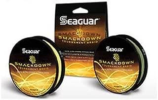 Seaguar Smackdown Braided Fishing Line, Hi-Vis Yellow, 65-Pound/150-Yard by Seaguar