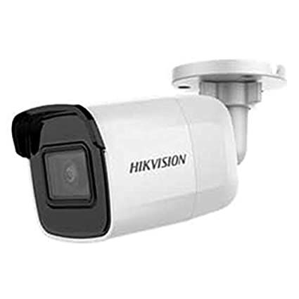 HIKVISION Infrared 1080p 2MP Security Camera, White Bullet Cameras