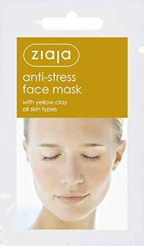 Ziaja - Mascarilla Facial Anti-Estrés Con Arcilla Amarilla