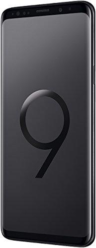 Samsung Galaxy S9+ Smartphone (6,2 Zoll Touch-Display, 64GB interner Speicher, Android, Dual SIM) Midnight Black - Spanische Version