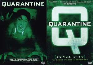 Quarantine (Widescreen) (with FREE Bonus DVD, 'Quarantine: A Light in the Darkness' Documentary) (2-DVD)