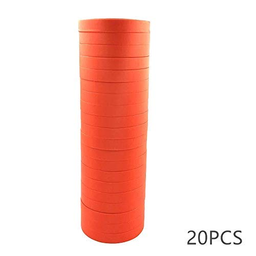 LMM 20 Band PVC-Anlage Kabelbinder Band Werkzeuge Werkzeuge Schneidband Umreifungsmaschine Gemüseobstbaum Kegel Garten (Farbe: 20 Stück blau) (Color : 20 Pcs Red)