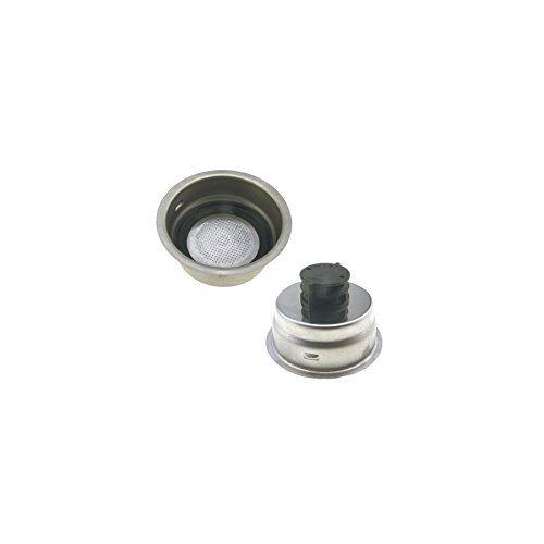 Filter für Espressomaschine DeLonghi, 2 Tassen