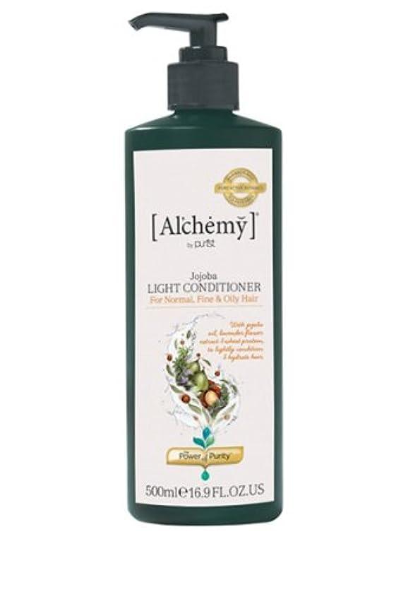 カロリー興奮限られた【Al'chemy(alchemy)】アルケミー ホホバライト コンディショナー(Jojoba, Light Conditioner)(ノーマルヘア用)お徳用500ml