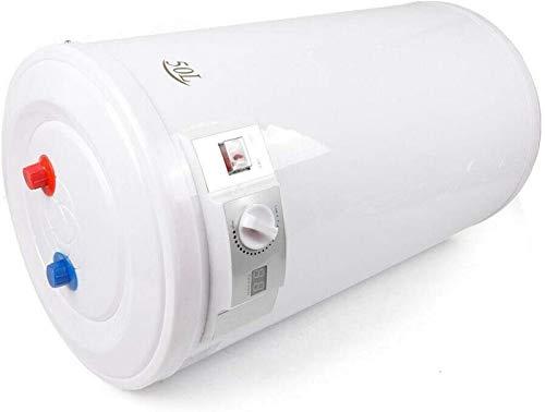 Mnjin Depósito de Agua Caliente eléctrico, 2000 W, ABS, acumulador con Set...