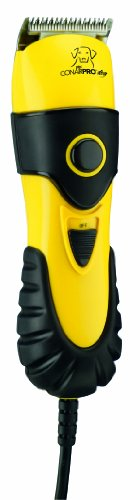 CONAIRPRO dog & cat 2-in-1 Clipper/Trimmer, 17-Piece Pet Grooming Kit