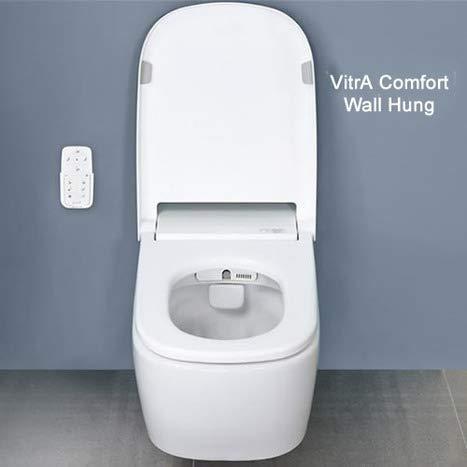 Vitra V-Care Smart Bidet WC, Comfort