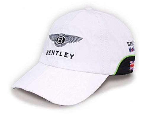 Bentley Continental GT3 Motorsport Baseballmütze weiß
