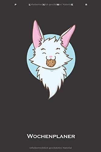 Cookie Lama, Hase oder Hund? Wochenplaner: Wochenübersicht (Termine, Ziele, Notizen, Wochenplan) für Naschkatzen und Keksliebhaber