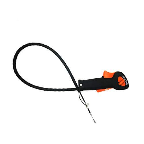 Cancanle Gaslenker für STIHL FS120 FS200 FS250 4128 790 1301