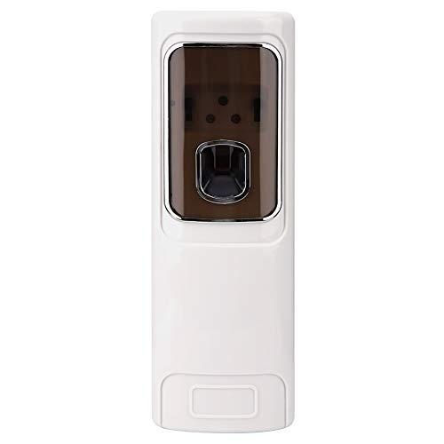 Automatische luchtverfrisser, 300 ml aan de muur bevestigde etherische oliën Aerosol-geurspray-machine, toilet badkamer hotelkamer woonkamer geurolie Vaporier luchtbevochtiger