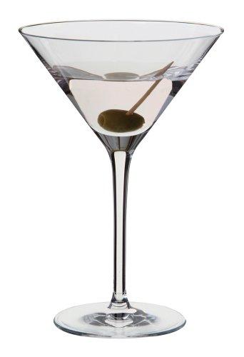 Dartington Crystal Essentials, Martinigläser, 2 Stück