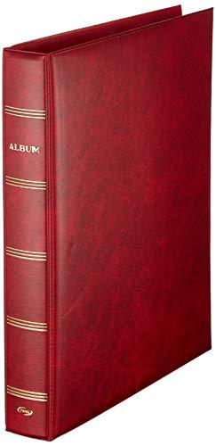 Pardo 127505 - Album para colección de artículos, color burdeos