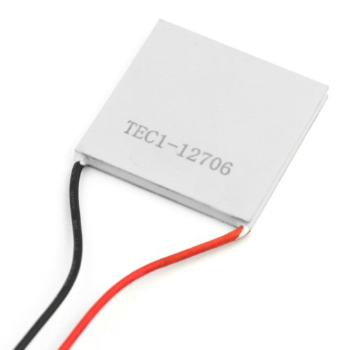 Thermoelectric Cooler Peltier Element 12V TEC1-12706 Modul 60W Peltierelement