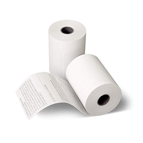 Bonrolle, Thermopapier, EC-Cash, Bisphenol-A frei, 57mm / 12m / 12mm, 50 Stk. / Karton von Kassenbon24