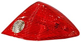 TYC 11-6101-00 Pontiac G6 Passenger Side Replacement Tail Light Assembly