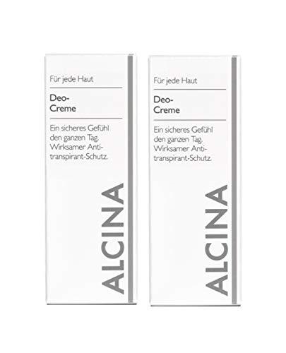 Alcina Deo-Creme 2x50ml.