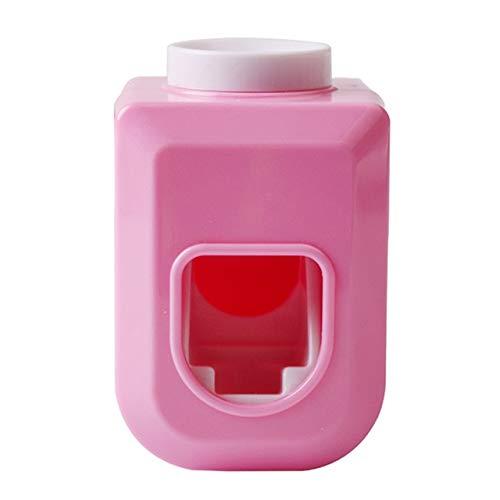 ADSIKOOJF automatische tandpasta dispenser stofdichte tandenborstel houder muur Mount stand badkamer accessoires Set tandpasta Squeezers Tand